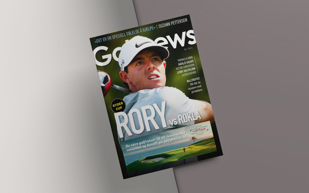 Magasin for Golfnews