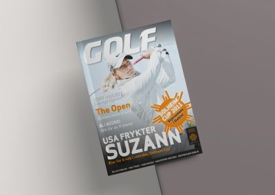 Magasin for P4-golfen